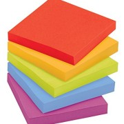 Post-it-Super-Sticky-Notes-3-in-x-3-in-Assorted-Electric-Glow-Colors-5-PadsPack-0-0