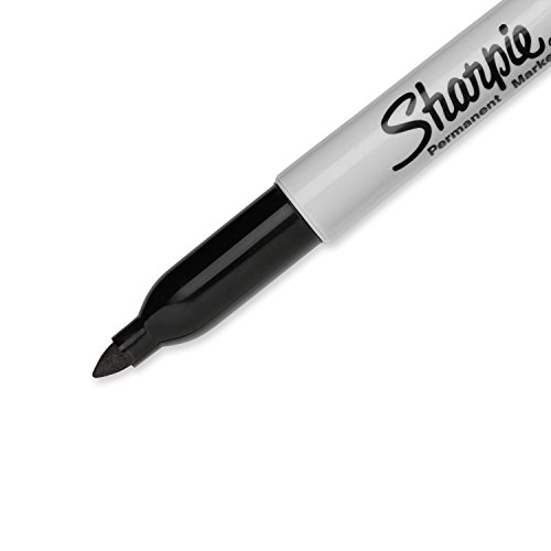 Double ended fine point sharpie name pen
